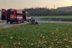 Mladí hasiči 24.10.2019