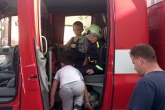 Mladí hasiči 25.4.2019