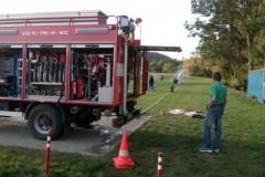 Mladí hasiči 26.9.2019