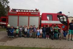 Mladí hasiči  6.6.2019